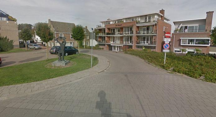 De Buurt in Boven-Hardinxveld.