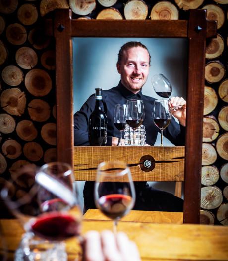 Wijnbareigenaar Nicky van der Toorn: 'Mijn enthousiasme is echt'