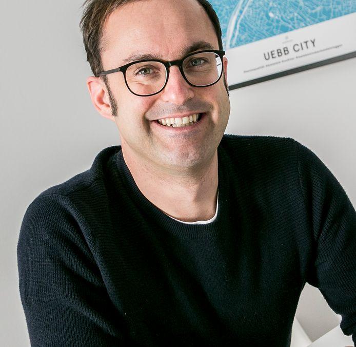 Lasse Rheingans voerde eind 2017 de 5-urige werkdag in bij zijn bedrijf.