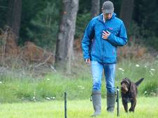 Jachthonden op jacht naar certificaat in Lage Mierde