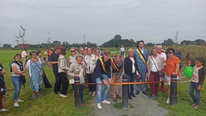 """Heermeerspark in Belzele officieel geopend: """"Belangrijk om in te zetten op groen in koppelingsgebieden"""""""