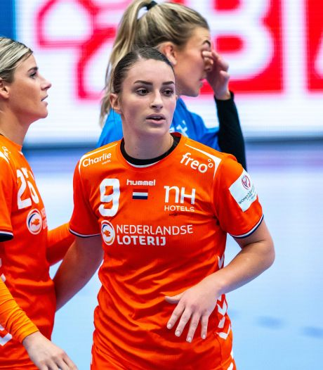 Weer nederlaag in oefenduel voor Nederlandse handbalsters