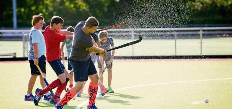 Hockeyclubs krijgen vurig gewenst waterveld; kosten zo'n 1,3 miljoen euro