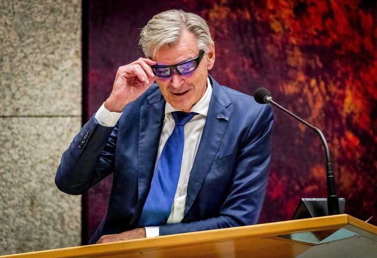 Martin van Rooijen in 2017. Beeld ANP
