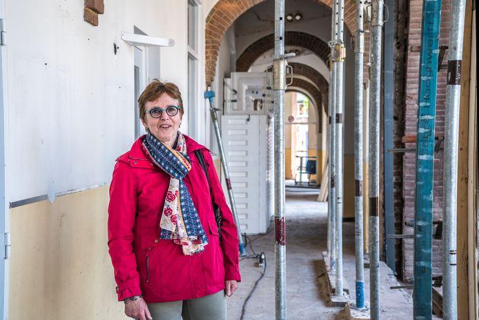 Mevrouw Bocxe over de nieuwe Cornelis Musius school