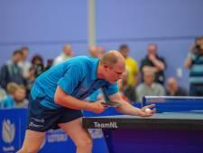 Barry Wijers stopt per direct met tafeltennis en kiest voor andere sport: 'Dit is echt wel heel erg anders'