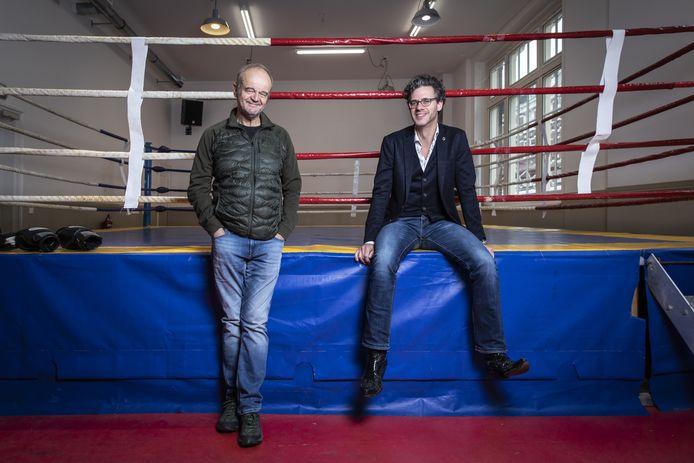 Erik Dijkstra en Guus Dubbelman maakten een boek over Mohamed Ali. Dubbelman was fan van Ali en ze twee raakten bevirend.
