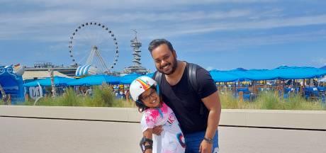 Rolschaatsen op de boulevard is relaxter dan met een mondkapje door Disneyland Parijs lopen