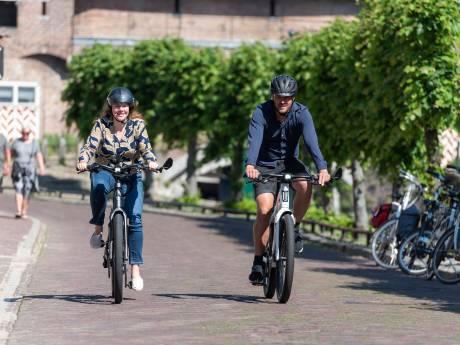 Óveral moet deze snelle speed pedelec op de rijbaan, behalve in Amersfoort: 'Wat doet dat ding hier?'
