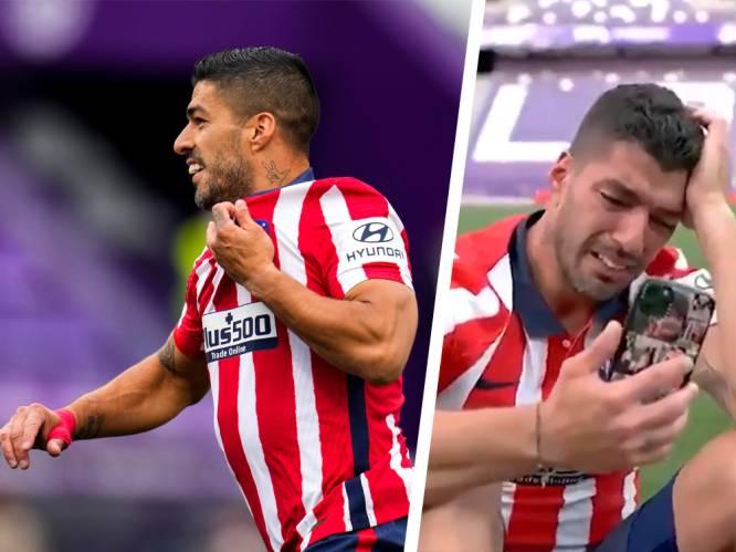 """Suarez tot tranen toe bewogen na behalen titel: """"Barcelona heeft me gekleineerd, Atlético opende weer deuren"""""""