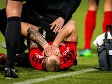 Maikel Verkoelen moet alle zeilen bijzetten om play-offs Helmond Sport te halen