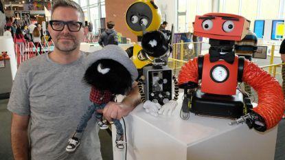 Technopolis in de ban van robots