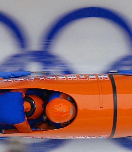 Jeannette Pennings had geen blauwe maar zwarte plekken na heftige bobslee-crash in Turijn