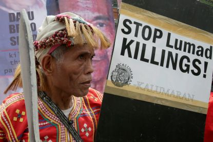 Triest record: meer dan 200 milieuactivisten vermoord in 2019