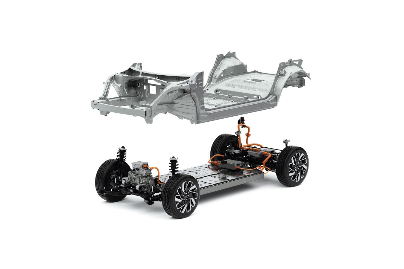 E-GMP: de basis voor nieuwe elektrische modellen van Hyundai en Kia