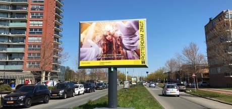 Bossche zangeres prijkt op billboard in Rotterdam: 'Daar had ik nog niet op gestaan, cool!'