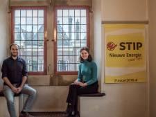 STIP-nieuwkomers Jip en Daylam (23) vinden dat studenten verantwoordelijkheid moeten nemen