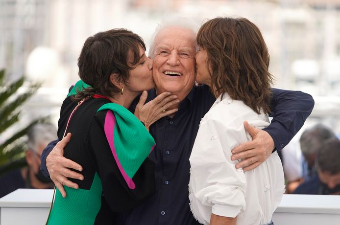 Geraldine Pailhas, Andre Dussollier et Sophie Marceau