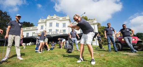 Sonsbeek Open, golftoernooi voor het goede doel, afgelast vanwege corona