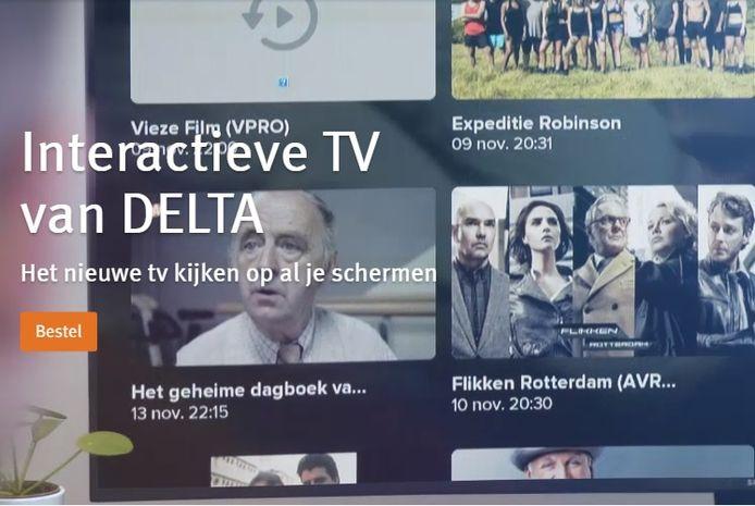 Delta kampt met aanhoudende problemen met interactieve televisie.