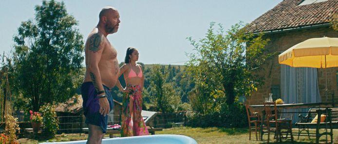 Still uit 'To catch a fly'. Deze film won de publieksprijs. Acteur Manou Kersting kreeg de prijs voor beste acteur op het Tilburgs Film Festival.