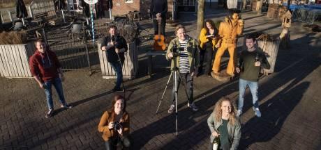 Muzikale avond bij Hoeve 1827 in Oirschot: 'Fijn om met iets positiefs bezig te zijn'