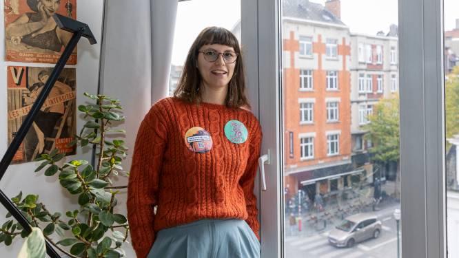 """INTERVIEW. Zanna Vanrenterghem, de frisse wind op de klimaatmars: """"Ik pleit nochtans voor hetzelfde als Anuna"""""""