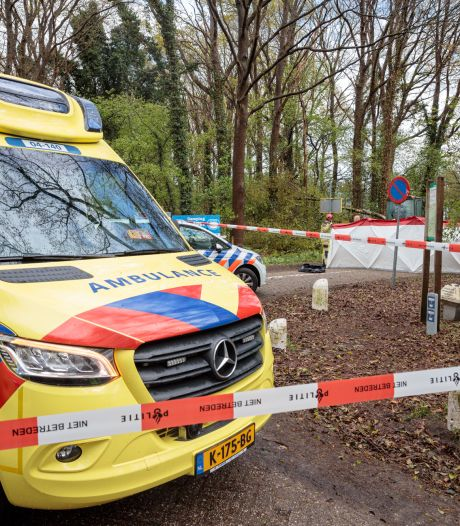 Campingeigenaar geschokt door dodelijk ongeluk in bos tijdens storm: 'Beeld zal voorlopig niet van mijn netvlies verdwijnen'
