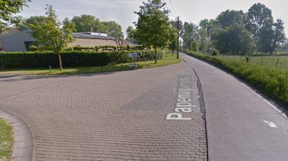 Papenvijversstraat enkele weken doodlopend door werken aan kruispunt