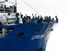 Italië neemt 'Nederlandse' reddingsschepen in beslag om papieren