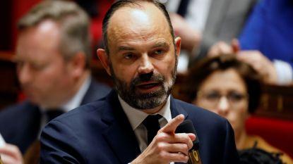"""Franse premier wil pensioenhervorming bespreekbaar te maken maar """"prijskaartje ligt vast"""""""