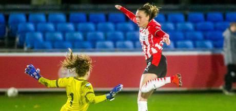 PSV Vrouwen klaar voor topper tegen aartsrivaal Ajax, na simpele zege op Excelsior