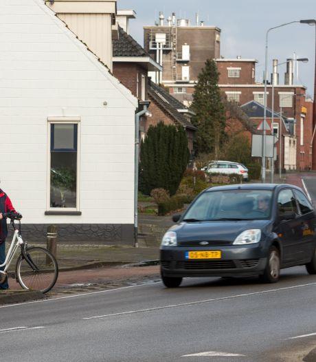 Zorgen over veiligheid van fietsers in Dommelen