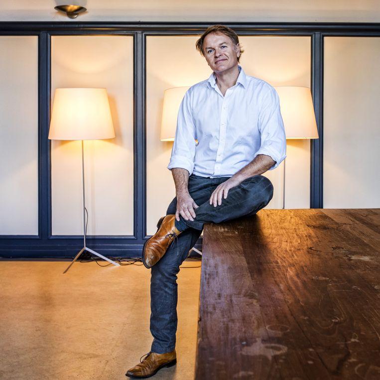Joachim ter Haar: 'Een naam moet je niet belemmeren in je ontwikkeling' Beeld Raymond Rutting/De Volkskrant