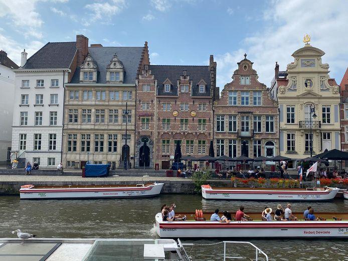 Het Mariott in Gent is één van de kandidaat-opvangplaatsen voor slachtoffers van de watersnood.