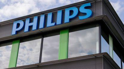 Philips ziet omzet en winst dalen door coronacrisis