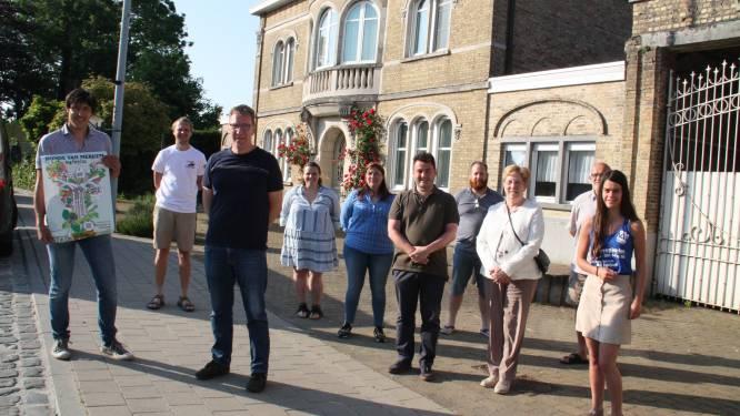 """Merkemse verenigingen organiseren smakelijke ronde door het dorp: """"Eénmalig door brouwerij van weleer"""""""