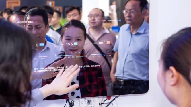 Gezichtsherkenning en surveillancedrones: straks identificeren 570 miljoen camera's alles en iedereen in China