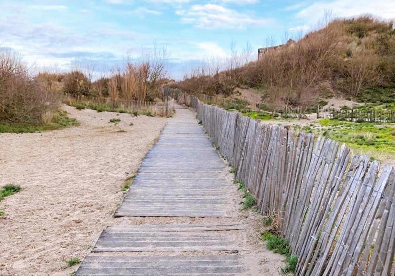 Het vlonderpad achter Duin en Zee is aan vernieuwing toe