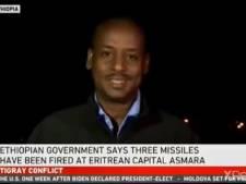 Raketten uit opstandige regio Ethiopië afgevuurd op hoofdstad van buurland Eritrea