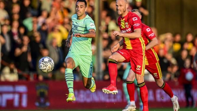 Sterk spelend GA Eagles krijgt alle lof, maar de punten zijn toch voor PSV