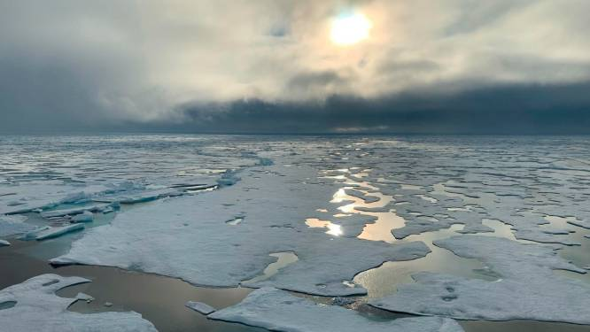 Noordpoolgebied warmt nog sneller op dan gedacht