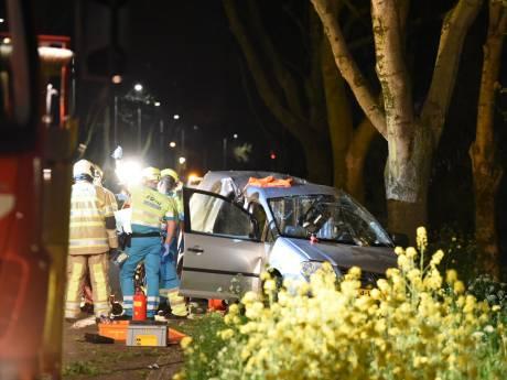 Persoon zwaargewond na ongeval in Oudewater