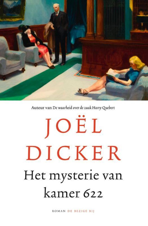 Joël Dicker, 'Het mysterie van kamer 622', 576 p., 24,99 euro.   Beeld RV