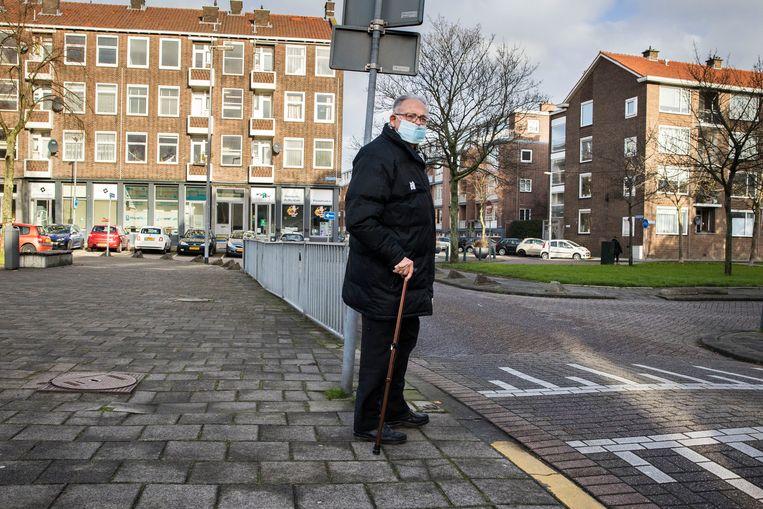 De Rotterdamse volksbuurt Oud-Mathenesse.   Beeld Arie Kievit