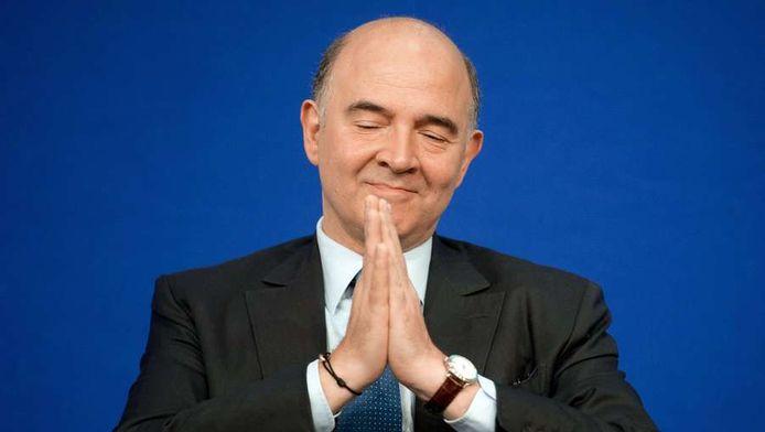 Pierre Moscovici, ministre français des Finances.
