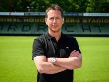 Vlemmings bezig met de lange termijn van FC Dordrecht: 'Natuurlijk vraagt laatste plaats om reflectie'