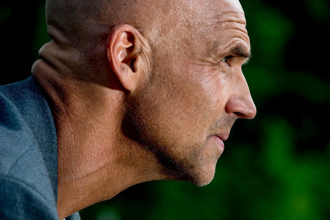 Thomas Letsch, de nieuwe trainer van Vitesse. De Duitser heeft jaren bij Red Bull Salzburg gewerkt.