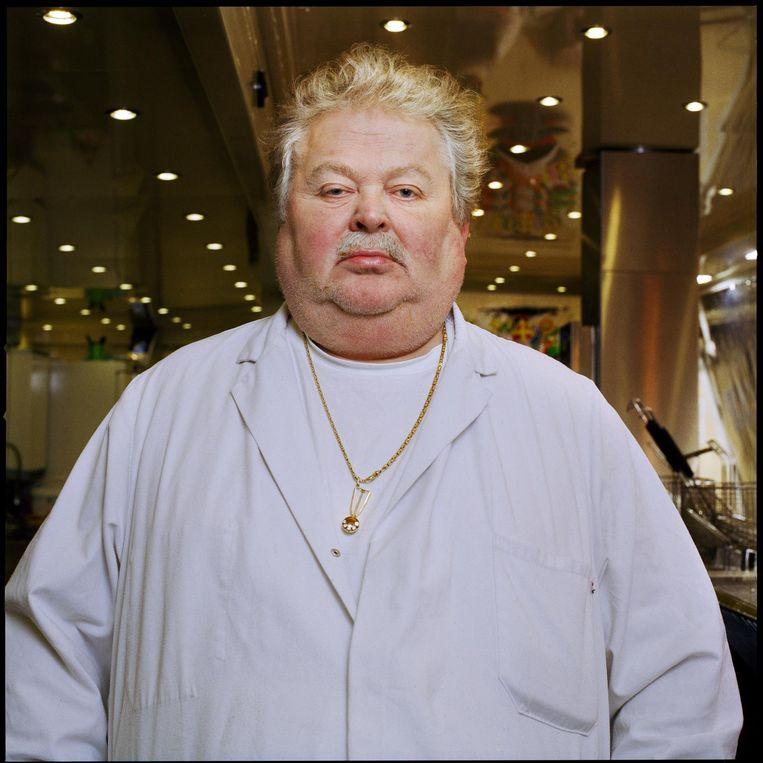 Ron: Wij gebruiken melk, dat doet niemand Beeld Jan Dirk van der Burg