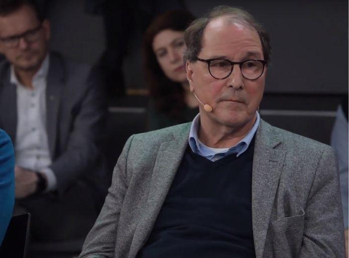 Sociaal advocaat Jan Melief.